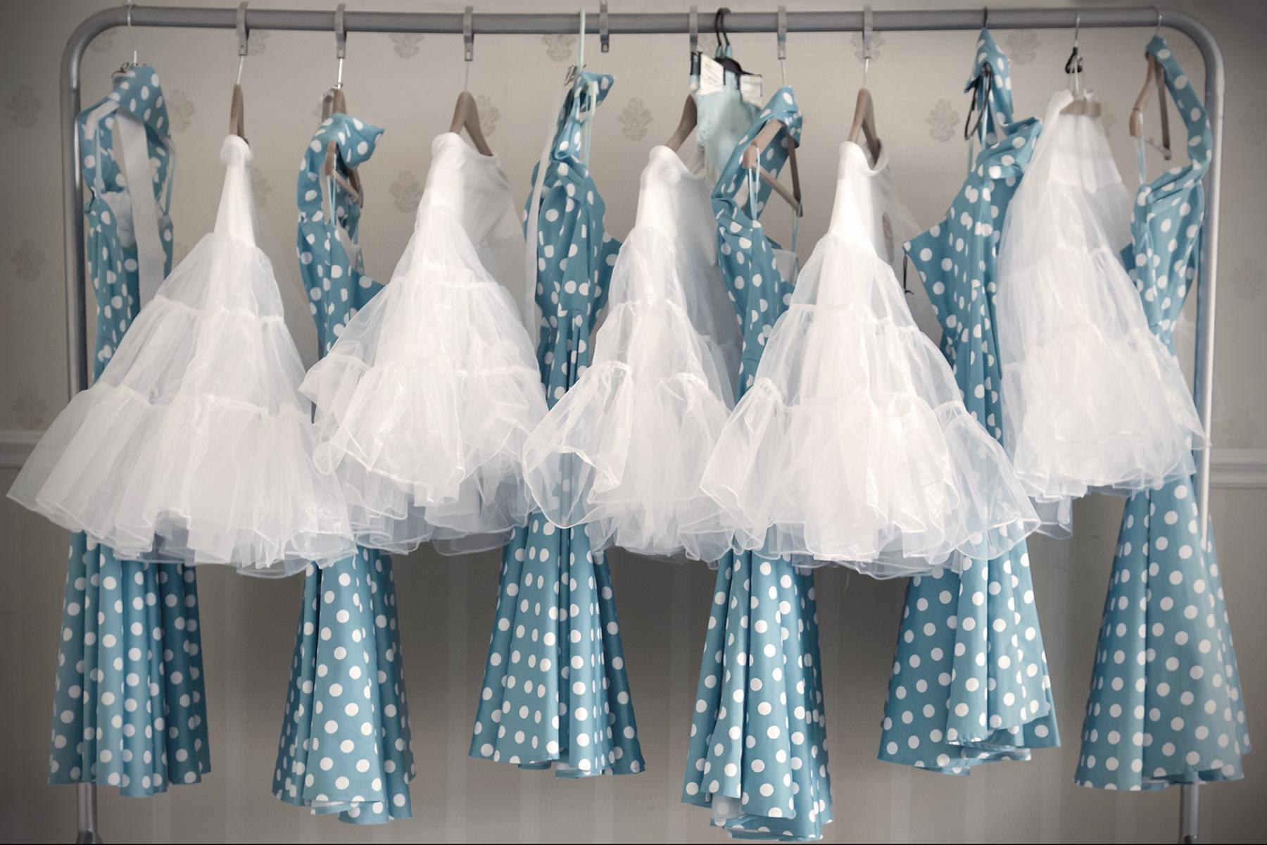 Buckland-hall-wedding-photographer-bridesmaids-dresses-polka-dot-wedding-photographers-south-wales