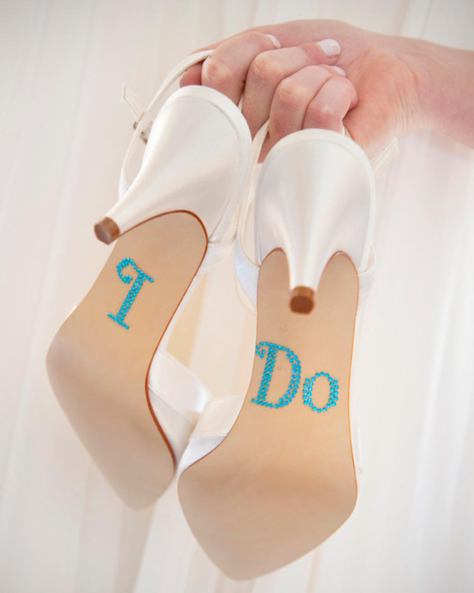 I-do-detail-wedding-shoes-New-House-Hotel-Cardiff-wedding-photographer